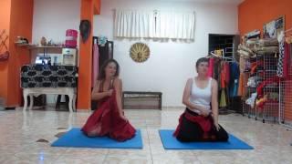 Aula Roman Havasi - Dança Cigana Turca - Camila Nickel