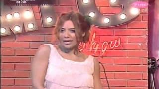 Ana Nikolic - Ekstaza - Ami G Show - (TV Pink 2008)