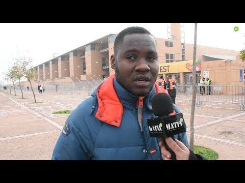 CHAN : Ambiance d'avant match Côte d'Ivoire - Zambie au Grand stade de Marrakech