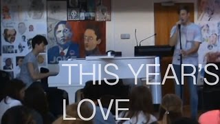 This Year's Love (Cover) - David Gray