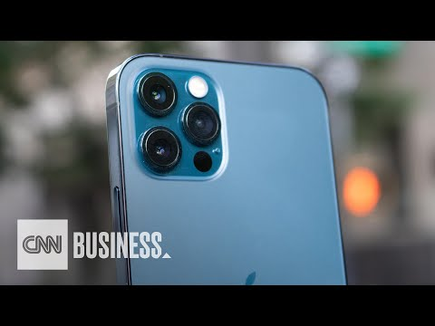 First look at the iPhone 12 and iPhone 12 Pro