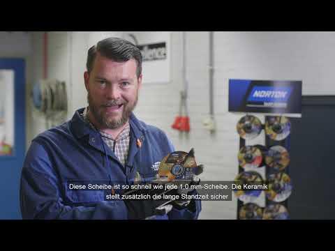 Norton Quantum3 – Trennscheiben