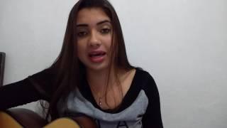"""""""Medo bobo - Maiara & Maraísa"""" (Cover) Raiany Arruda"""