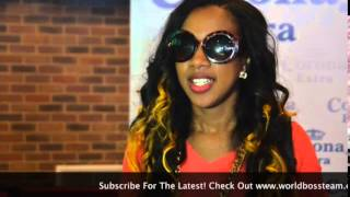 Vanessa Bling - Future Guaranteed | On Fleek Riddim | April 2015 @WorldBossTeam