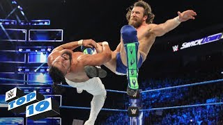 Top 10 SmackDown LIVE moments: WWE Top 10, September 4, 2018