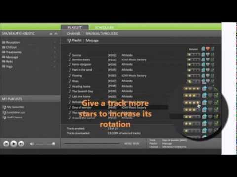 How to edit and create playlists with MusicStream Desktop