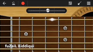 Despacito Guitar Tabs/Lead Cover on Mobile | Walkband | Luis Fonsi | Daddy Yankee |Justin Bieber