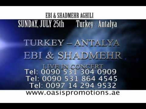 Ebi&Shadmehr AntNew summer 2010