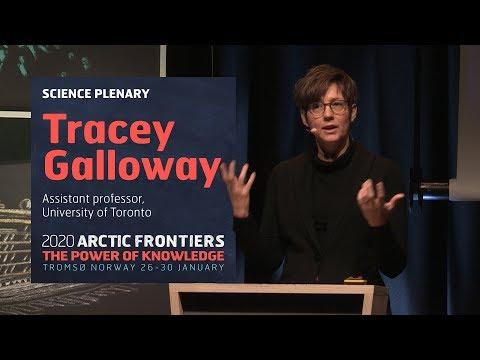 Science plenary - Tracey Galloway