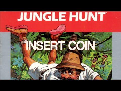 Jungle Hunt (1983) - Commodore 64 - 1 Loop