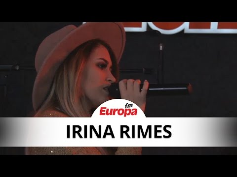 Irina Rimes - Da ce tu LIVE
