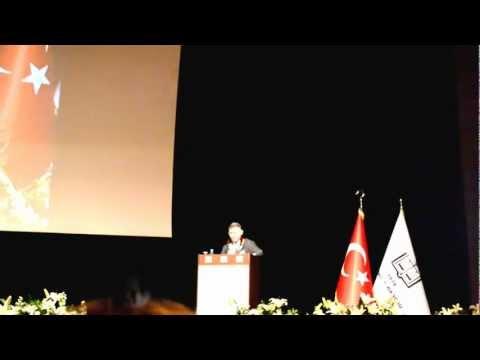 Prof. Dr. Metin Feyzioğlu İstanbul Barosu Olağanüstü Kurultay Konuşması 17 Mart 2013 Pazar