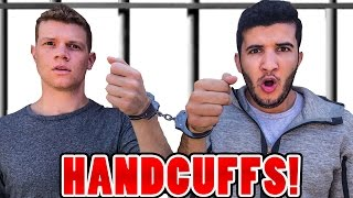24 HOUR HANDCUFF CHALLENGE (EXTREME ANGER!!!)