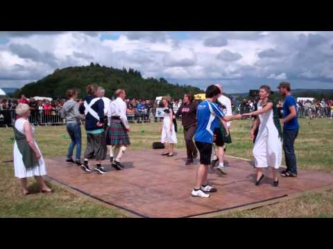 Dancing Highland Games Stirling Scotland