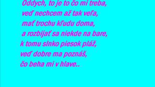Gamba -S.E.K.I- Baron Respect -Oddych  (lyrics)