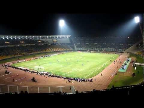 Brasil vs Ecuador en la Copa America 2011