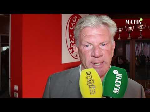 Video : Paul Put dévoile les contours de son projet sportif pour les Rouges