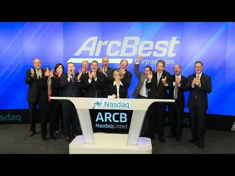 ArcBest Corporation Rings Nasdaq Opening Bell