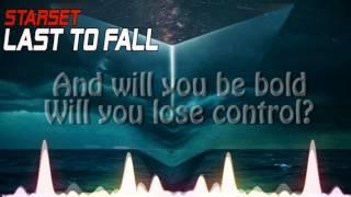 ►♫Nightcore♫ - Last to Fall [Starset] + lyrics