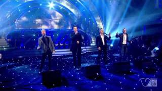 [VWFC Channel] Westlife - Flying Without Wings (Live on BBC Strictly Come Dancing 2011)