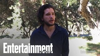 Game Of Thrones: Kit Harington Breaks His Silence! | Entertainment Weekly