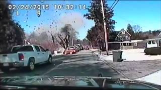 New Jersey House Explosion with sound added.