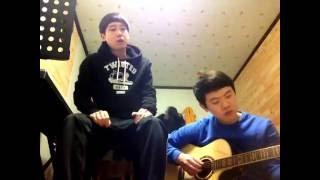 [안홍일의 노래애] 성시경 - 세사람 cover (Guitar by. Hyeonbin)