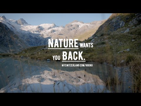 Nature Wants You Back