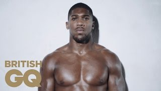 Anthony Joshua: Unified World Heavyweight Champion | GQ Cover Stars | British GQ