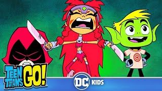 Teen Titans Go! | The Ultimate Teen Titans GO! | DC Kids