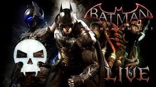 Batman Arkham Knight - Hora de usar o Batsoco pra bater nas inimiga !!!