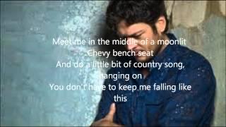 Blake Shelton- Sure Be Cool If You Did (Lyrics)