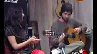 Öykü & Berk - Triana, Anoche(Euro Star TV)[Ripped by Mensur]