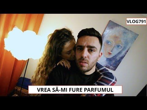 VREA SĂ-MI FURE PARFUMUL