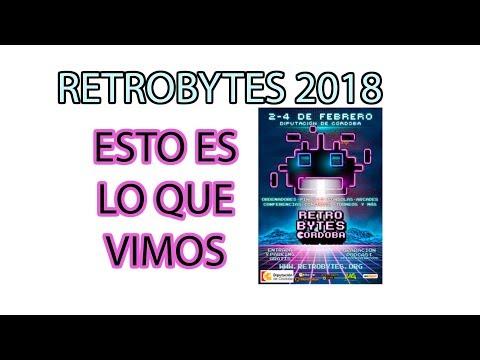 RETROBYTES CORDOBA 2018