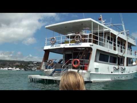 Se rejsefilm.com  –  Ecuador, Amazonas og Galapagos  –  3. del – Ecuador, Amazonas, Galapagos Part 3