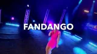 Jessika - Fandango (Lyric Video) [Malta Eurovision 2015]