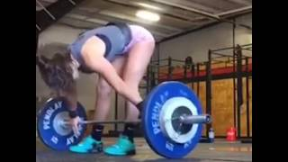 Weight lift fail by spite news Sports FUNNY VIDEO WOMEN
