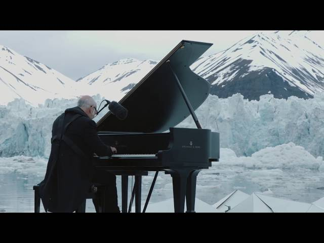 "Ludovico Einaudi - ""Elegy for the Arctic"" video oficial"