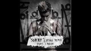 Justin Bieber   Sorry Latino Remix  j balvin ft maluma