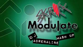 Kyoto and What you got (DJ Adrenaline Mashup) ft. Skrillex and Modulate