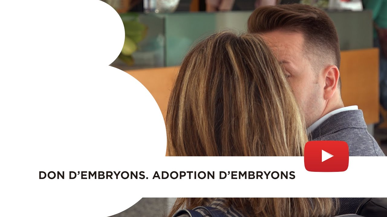 Don d'embryons. Adoption d'embryons