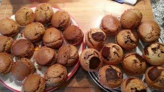 Thermomix Tm 31 Muffins Mit Schokolade Youtube