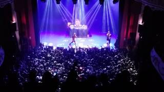 Joey Bada$$ & Kirk Knight - Extortion (O2 Academy 25/11/14) Live
