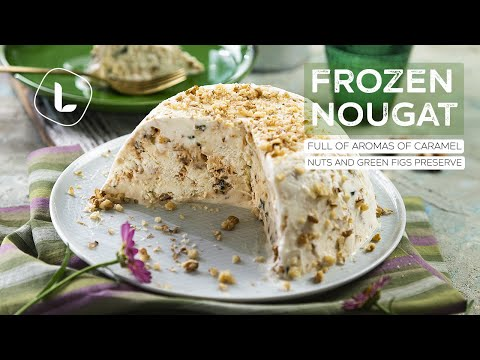 How to Make The Perfect Frozen Nougat | Nougat Glace | Food Channel L Recipes
