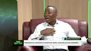 AIT interview Presidential Candidate of African Action Congress   Omoyele Sowore