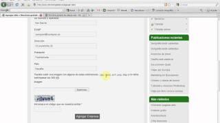 Alta directorios Aner, Videoformación
