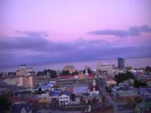 Viaje por Sudamerica di Giacomo Sanesi. Punta Arenas (CIL). 01118 – mirador
