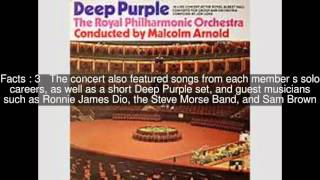 Live at the Royal Albert Hall (Deep Purple album) Top  #5 Facts