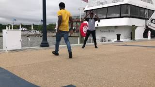 Desiigner Panda & Rihanna work afromix Dance 💃